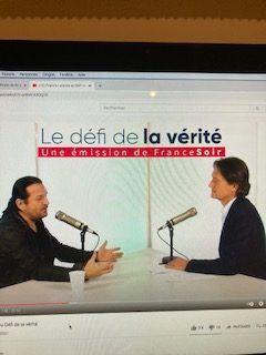 urgent : Francis Lalanne sur France Soir, mon Interview choc!