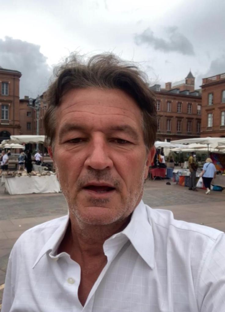 Urgent: en direct de la place du capitole à Toulouse!