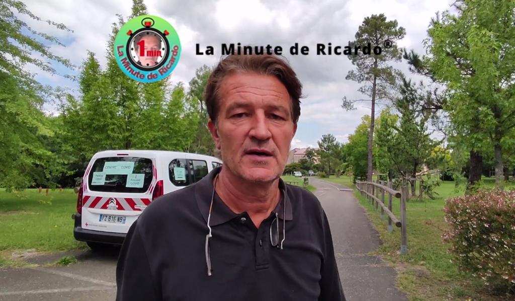 Exclusif: le premier camp covid en France !